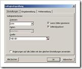 Excel 2003: Dialogfenster Gültigkeitsprüfung