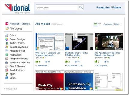 vidorial.com