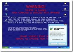 """Updatemeldung der """"System Tool 2011"""""""