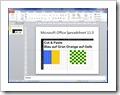 "Bestehende Tabelle in ""Microsoft Office Spreadsheet 11.0"" hineinkopiert"