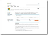 Microsoft Expression Design 4.0